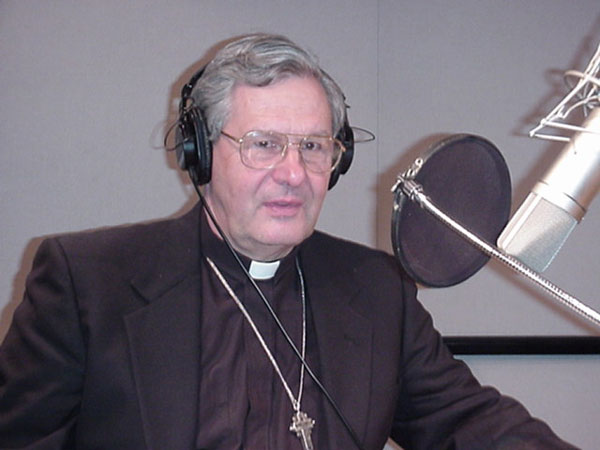 Father Andrew in Radio Interview.
