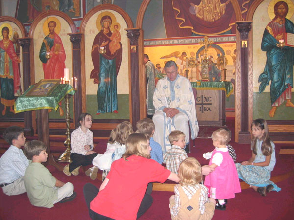 Children's Sermon For August