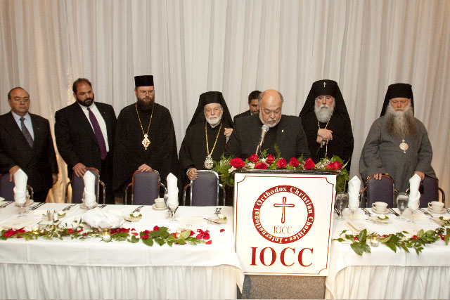 Scene from IOCC Annual Banquet.