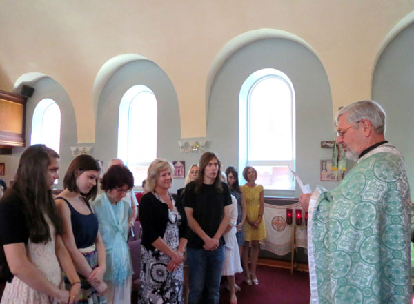 Scene from A Blessing For Our Missionaries.