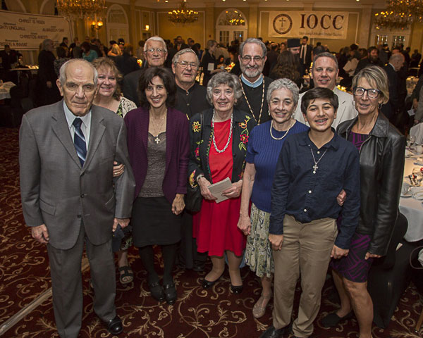 Scene from IOCC Annual Banquet
