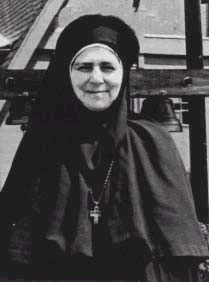 A photo of Mother Alexandra.